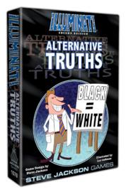 Illuminati: 2nd Edition - Alternative Truths Expansion