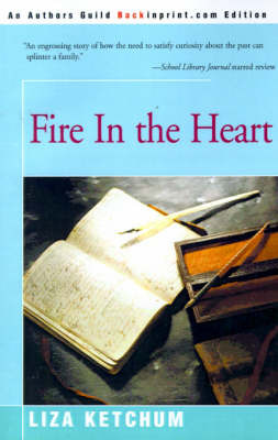 Fire in the Heart by Liza Ketchum image