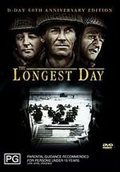 Longest Day, The - 60th Anniversary Edition (2 Disc) on DVD
