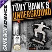 Tony Hawk's Underground for Game Boy Advance
