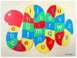 Fun Factory - Snake Alphabet Raised Puzzle