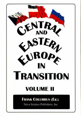 Central and Eastern Europe in Transition: v. 2