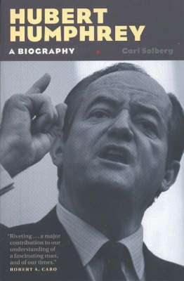 Hubert Humphrey by Carl Solberg