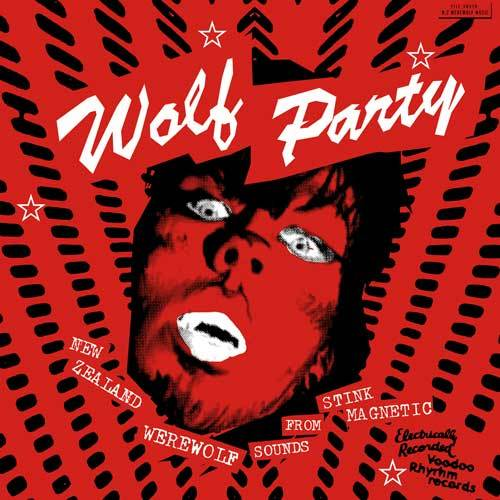 Wolf Party (LP+CD) by Various Artists