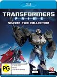 Transformers: Prime - Season 2 on Blu-ray
