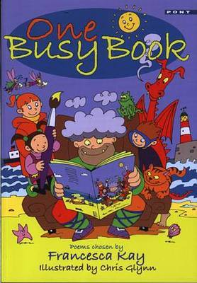 One Busy Book (Big Book) by Neil Nuttall
