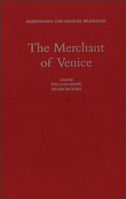 The Merchant of Venice by William Baker