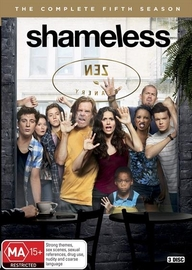 Shameless - The Complete Fifth Season on DVD