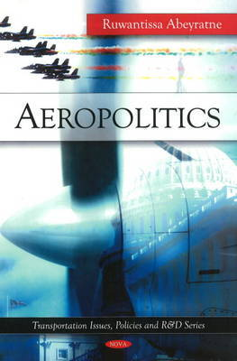 Aeropolitics by Ruwantissa Abeyratne image