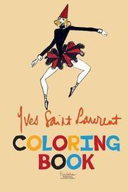 Yves Saint Laurent Coloring Book by Yves Saint Laurent image