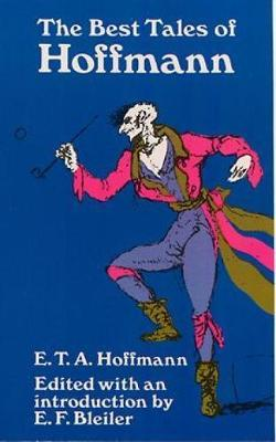 The Best Tales of Hoffmann by E.T.A. Hoffmann image