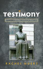 Testimony by Rachel Muers