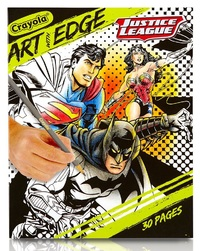 Crayola: Art With Edge - Justice League
