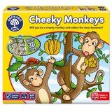 Orchard Toys: Cheeky Monkeys Game