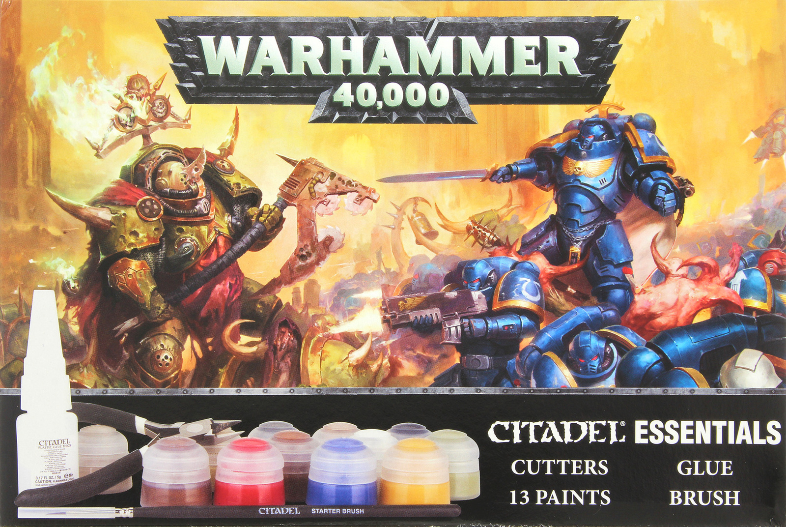Warhammer 40,000 Essentials Set image