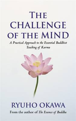 The Challenge Of The Mind by Ryuho Okawa image