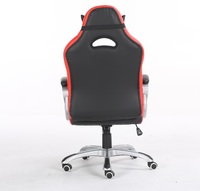 Playmax Gaming Chair Red and Black for