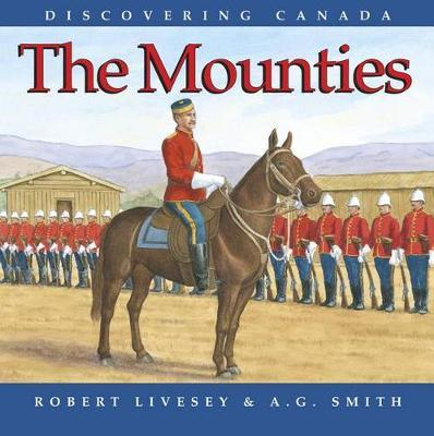 Mounties by Robert Livesey image