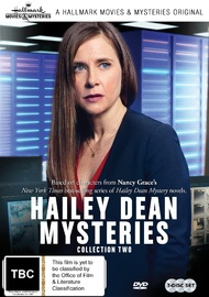 Hailey Dean Mysteries Collection Two on DVD