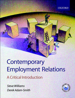 Contemporary Employment Relations: A Critical Introduction by Steve Williams image
