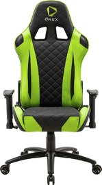 ONEX GX330 Series Gaming Chair (Black & Green) for