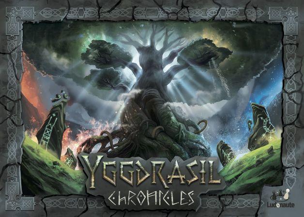 Yggdrasil: Chronicles - Board Game