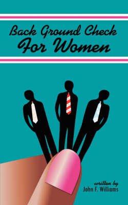 Back Ground Check for Women by John F Williams, Far (University of Sydney, Sydney, Australia) image