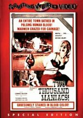Two Thousand Maniacs! on DVD