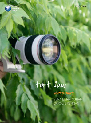 Tort Law Directions by Vera Bermingham image