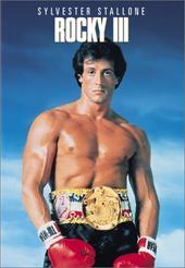 Rocky III on DVD