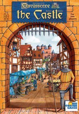 Carcassonne -The Castle