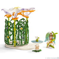 Schleich - Guest House for Elf Visitors