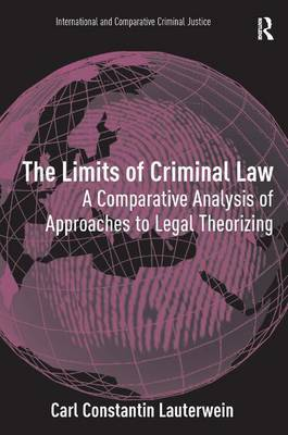 The Limits of Criminal Law by Carl Constantin Lauterwein image