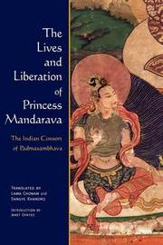 The Lives and Liberation of Princess Mandareva image