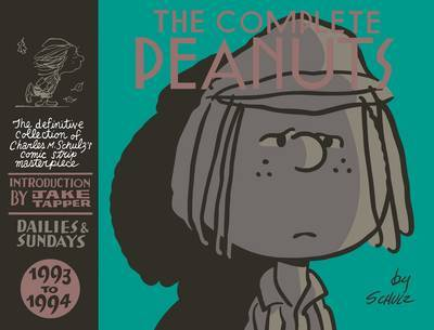 The Complete Peanuts 1993-1994 by Charles M Schulz image
