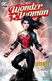 Wonder Woman Odyssey HC Vol 01 by J.Michael Straczynski
