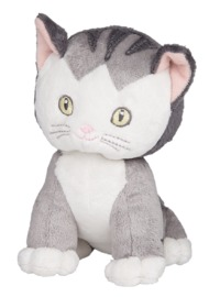 Little Golden Book: Shy Little Kitten - Beanie Plush