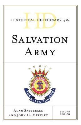 Historical Dictionary of The Salvation Army image