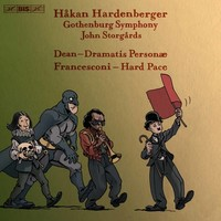 Hakan Hardenberger Plays Dean & Francesconi by Hakan Hardenberger image