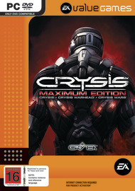 Crysis Maximum Edition (Value Game) for PC Games