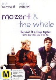 Mozart And The Whale on DVD image