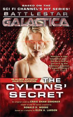 The Cylons' Secret by Craig Shaw Gardner image