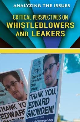 Critical Perspectives on Whistleblowers and Leakers image