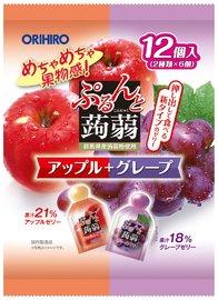 Prunto Mini Apple & Grape 240g