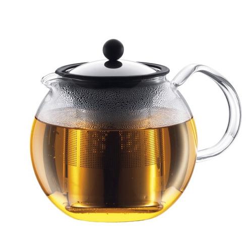 Bodum: Assam Tea Press with Stainless Steel Filter (1L)
