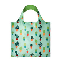 Loqi: Shopping Bag Creative Collection - Ana Seixas Cactus