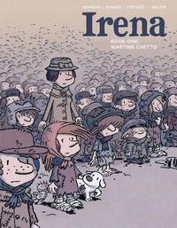 Irena Book One by Jean David Morvan