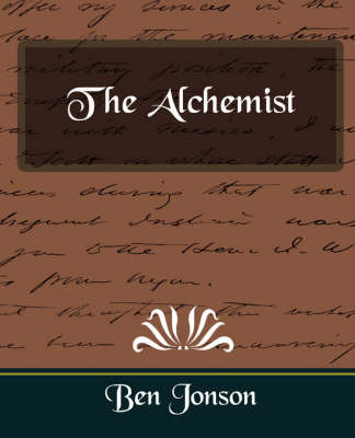 The Alchemist (New Edition) by Ben Jonson image