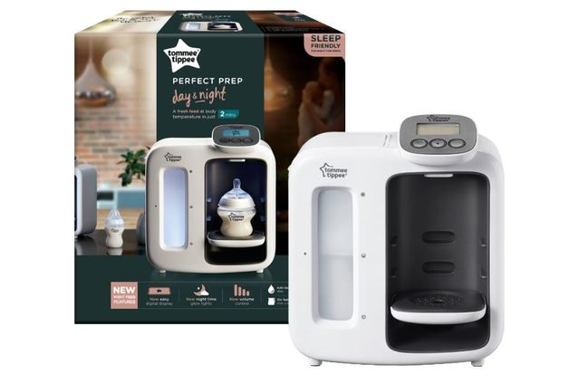 Tommee Tippee: Closer to Nature - Perfect Prep Day & Night