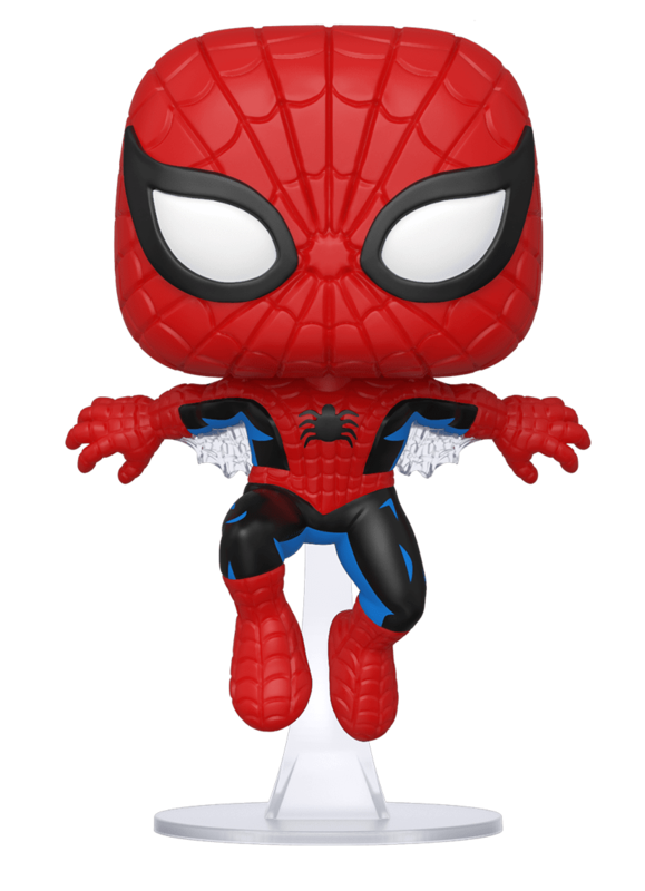 Marvel: 80th - Spider-Man (First Appearance) Pop! Vinyl Figure